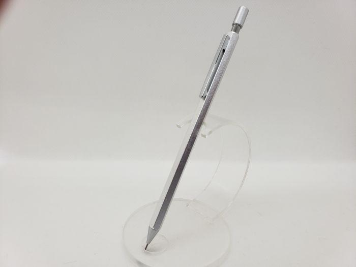 【ダイソー】六角アルミボディシャープペン画像
